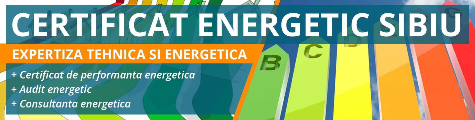 Expertiza Tehnica si Energetica SRL Sibiu