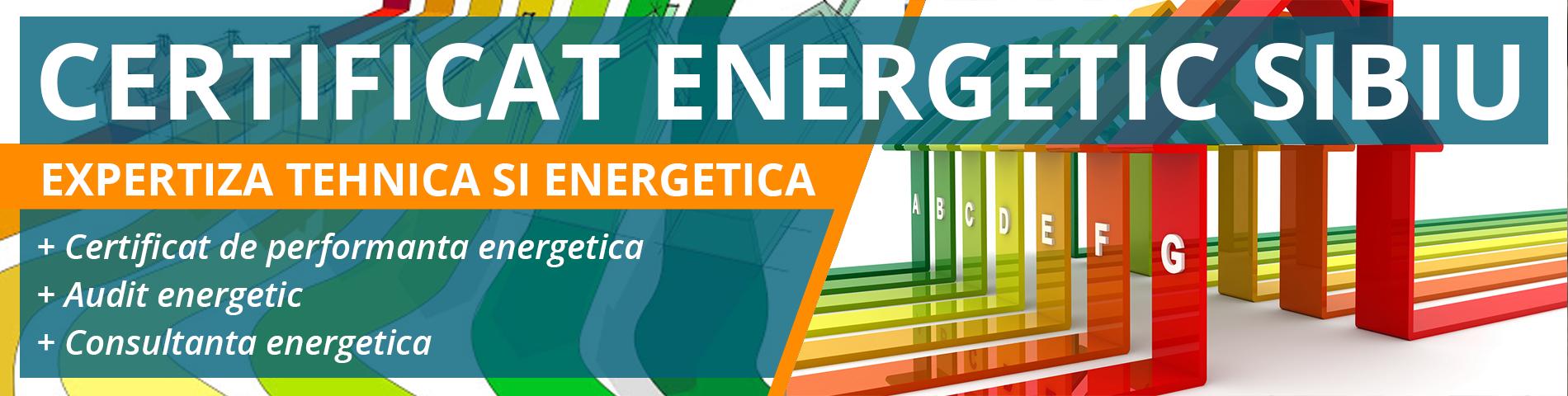 Audit Energetic Sibiu